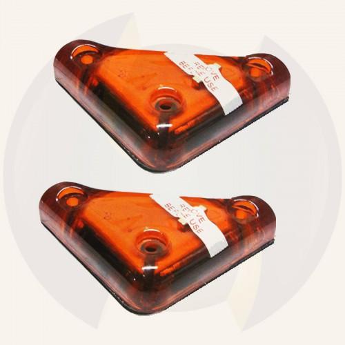 פנסי ליד עם סוללות לדופן הידראולי